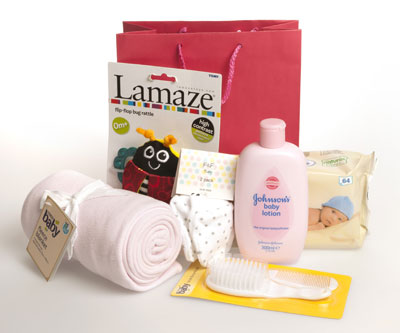 Suggested gifts for neonatal babies