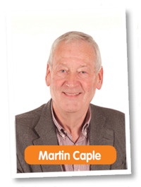Patient Partners - Martin Caple