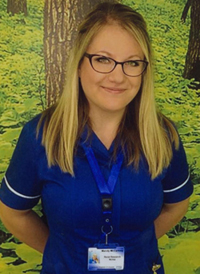 Mandy McCartney - LUPUS Specialist Nurse