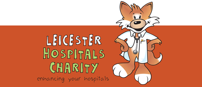 Leicester Hospitals Charity logo