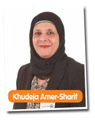 Patient Partners - Khudeja Amer-Sharif
