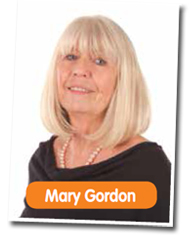 Patient Partners - Mary Gordon