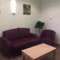Cancer Information Centre - Benefits Service Room