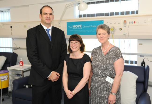 Hope Clinical Trials Facility Opening