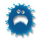 Winter Health Advice - flu icon
