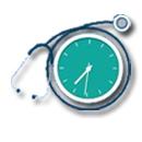 Winter Health Advice - GP hours icon