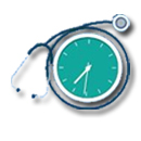 Winter Health Advice - GP hours icon