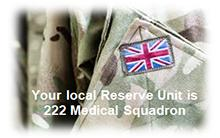 Your local Reserve Unit logo