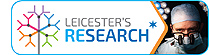 Leicester's Research button